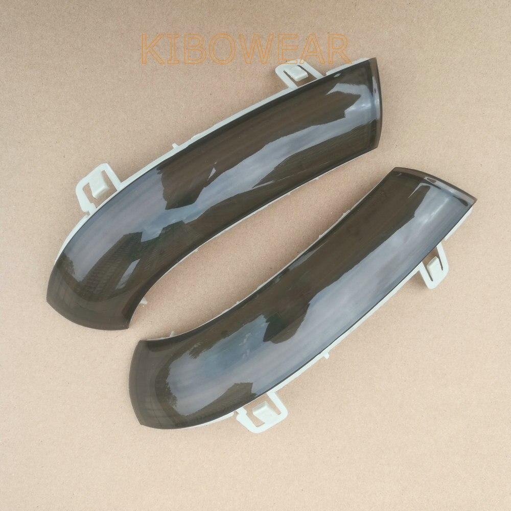 KIBOWEAR Séquentielle LED Clignotants pour VW Golf 5 MK5 GTI Dynamique Clignotant Côté Miroir lumière Jetta Passat B6 EOS 2006 2008