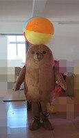 Animales de mar traje trajes de la mascota del León para los adultos tamaño traje del partido disfraces de Mascota de escuela