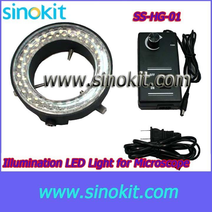 Professional illumination led light for microscope - SS-HG-01  цены