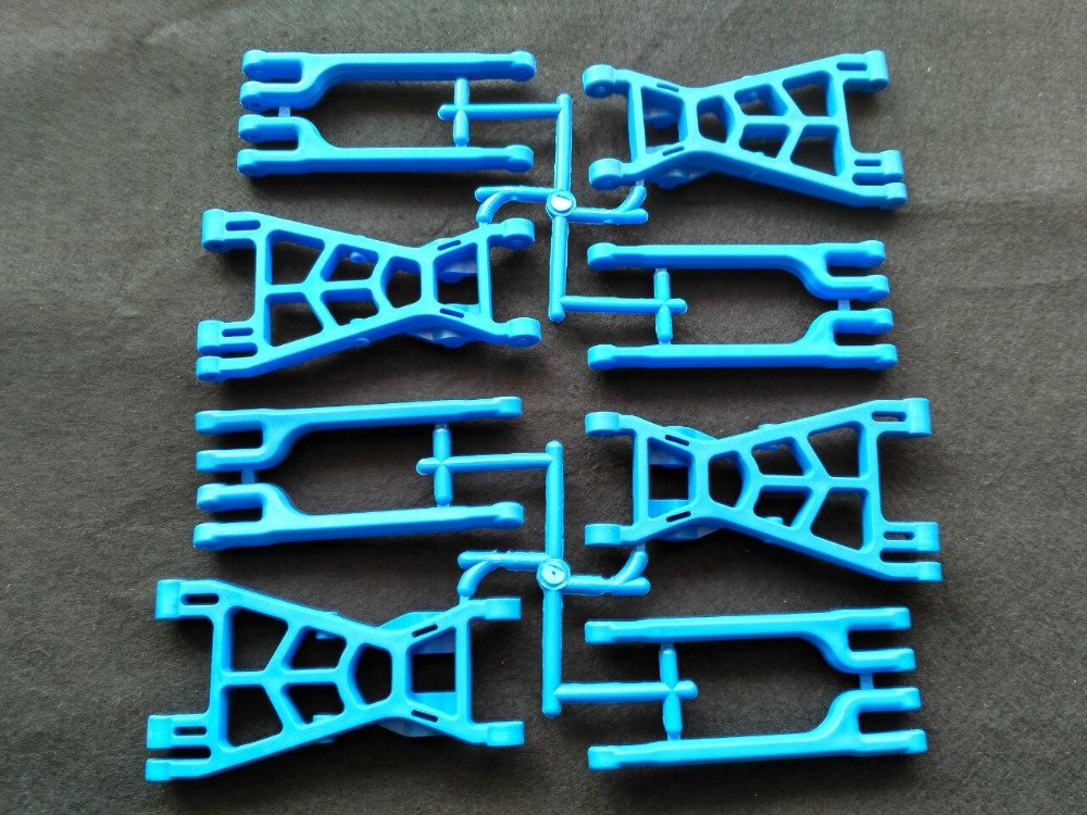 MadMax Nylon Blue A-arms for HPI Savage X/Flux/XL хэмингуэй э a farewell to arms прощай оружие