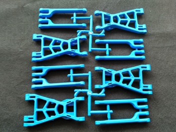 MadMax Nylon Blue A-arms for HPI Savage X/Flux/XL
