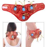Draagbare Huishoudelijke Hals Buik knie Doek Cover Tas Moxibustion Doos Gezondheidszorg Moxa Doos Voor Body Massage Ontspanning