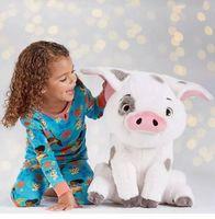 Authentic Store Moana PUA Large 17 Jumbo Plush Stuffed Pig Toy