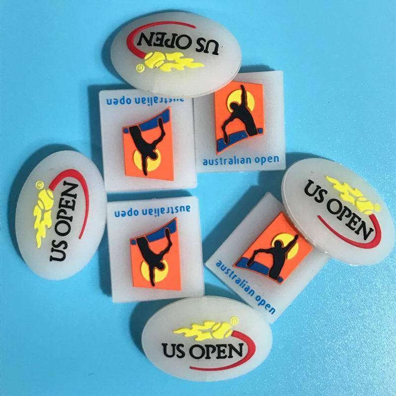 Американский Открытый Виброгаситель и австралийский открытый гаситель/Теннисная ракетка вибрационные гасители/Теннисная ракетка - Цвет: mix2