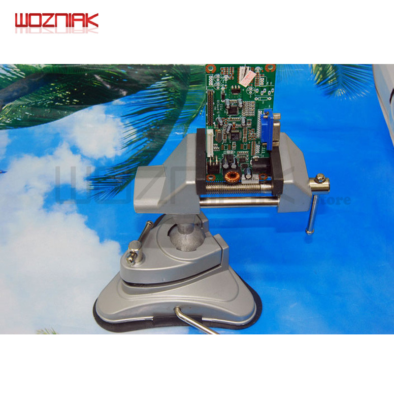 Universal Functional Fixture Maintenance of Tiger Lead Table A Main Board Chip Fixed Seat Sucker Desktop Working Forceps