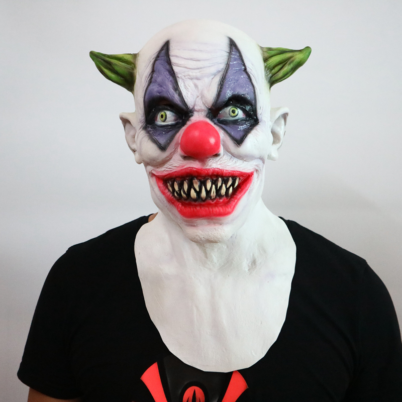 batman joker clown bank robber masks the dark knight scale mask costumes resin classic new arrival