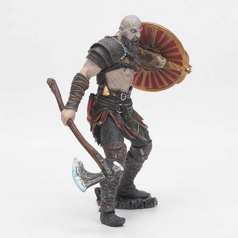 Game God of War 4 Action Figure – Ghost of Sparta Kratos | 7 inch 18cm