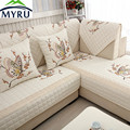 MYRU Modern Hot Sale Sofa Covers Slip-resistant Sofa Towel Sofa Slipcover Pattern Butterfly Covers for Sofa