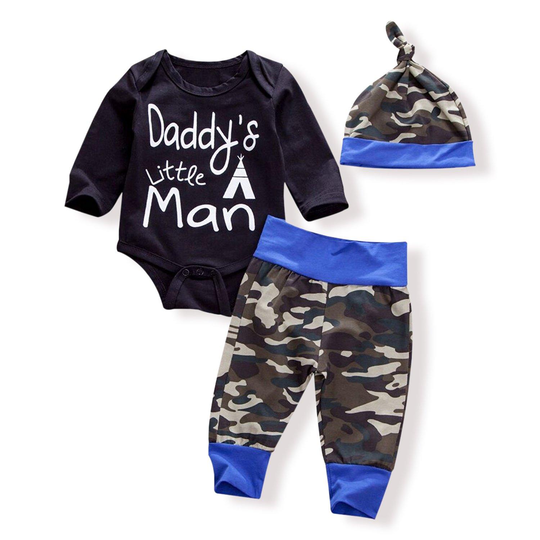 Oklady Newborn Baby Boy Girl Clothes Long Sleeve Cute ...