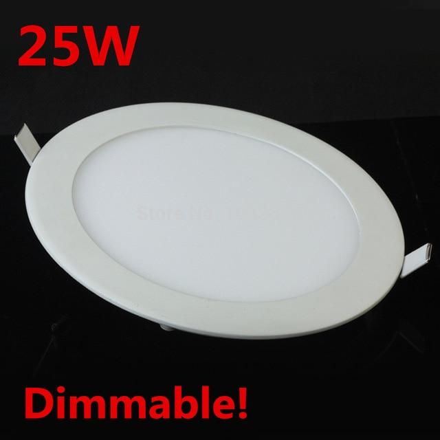 25 W-os tompítható mennyezeti mennyezeti mélyvilágítás - Beltéri világítás