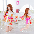 explosion models Women's underwear Fashion cardigan stamp welt kimono sexy lingerie hot babydoll erotic lingerie sexy hot erotic