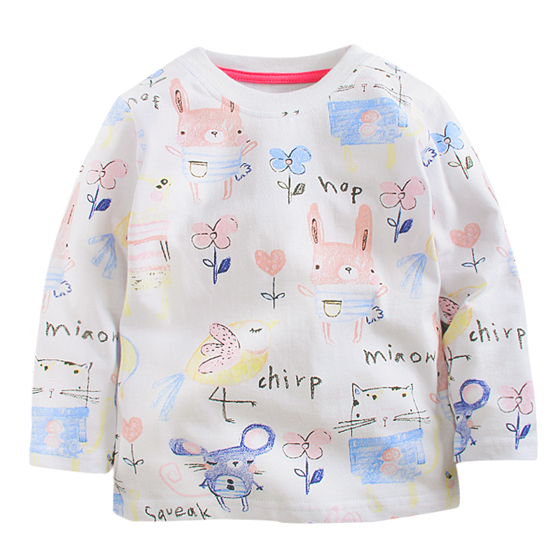 New Spring Autumn  Baby Baby Girls Long Sleeve Top  -8252