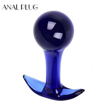 ANAL PLUG Butt Plug Glass Dildo Vibrator Vagina Adult Toy Anal Beads Prostate Massager Female Masturbation Sex Toys for Women faak unisex with handle thread big anal plug for female masturbation male prostate massager anal dildo adult products sex shop