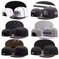 Cayler & Sons Snapback Caps Black CSBL Baseball Cap Gorras Planas Hip Hop Trucker Hats For Men 369
