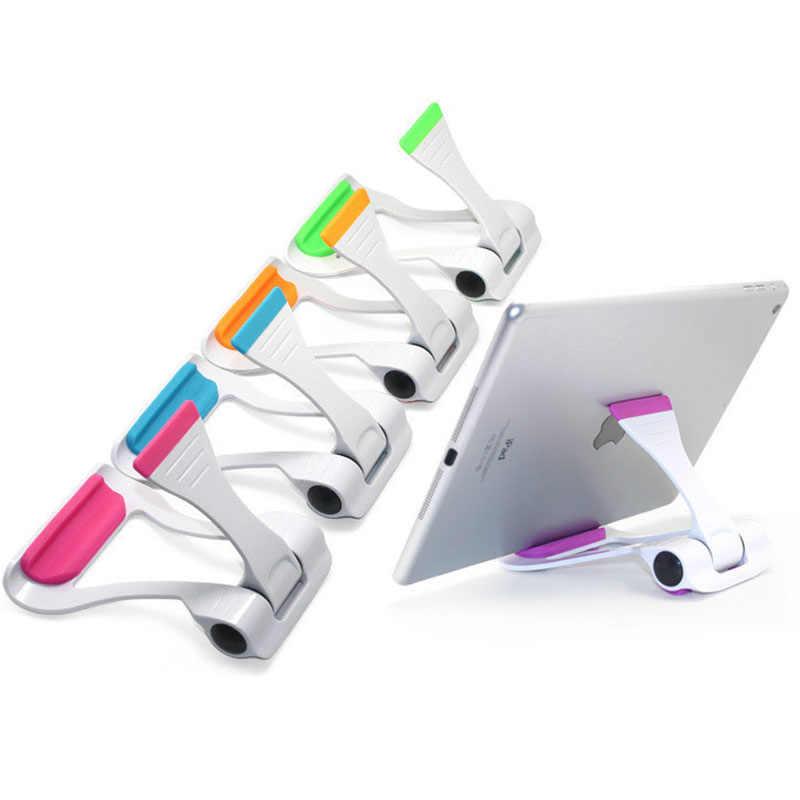 Universal 5.0-10 polegada tablet pc celular suporte para ipad 2/3/4 ar 1 pro para samsung xiaomi almofada suporte de mesa para iphone x 8 8 plus