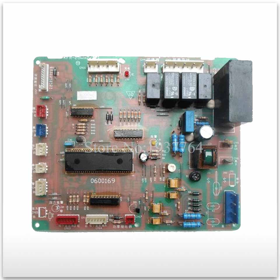 90% new used for Air conditioning computer board circuit board KFR-25Wx/BP1 KFR-25GW/BPX2 0600169 good working original good working for tcl air conditioning computer board used circuit board tcl32ggft808 kz