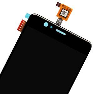 Image 4 - 5.5 אינץ Elephone P8 מקסימום LCD תצוגה + מסך מגע Digitizer עצרת 100% מקורי חדש LCD + מגע Digitizer עבור p8 מקס + כלים