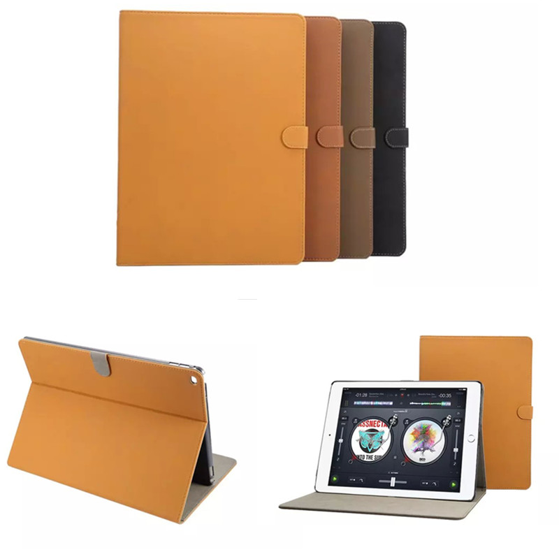 DS Fashion Retro Matte Style PU Leather Stand Book Flip Case Smart Cover For apple ipad pro ipadpro 12.9'' Tablet PC for apple ipad pro 12 9 inch pu leather stand cover flip back case luxury business style smart tablet cover for ipad pro