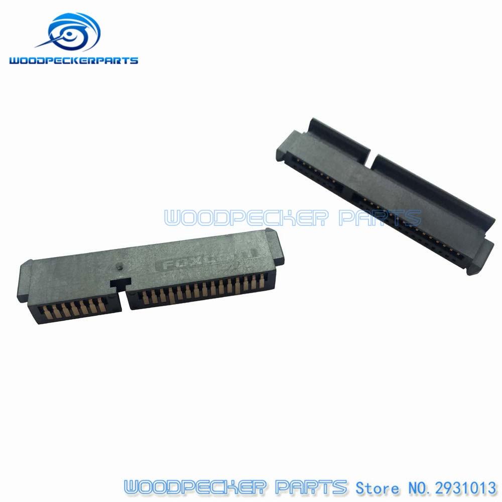 Original Laptop Hard Drive Interposer Adapter Connector For Dell for Latitude E6420 E6220 E6230 HDD interface connector  10 new original sata hard disk drive interposer connector for dell alienware r3 r4 r5 m17x interposer connector