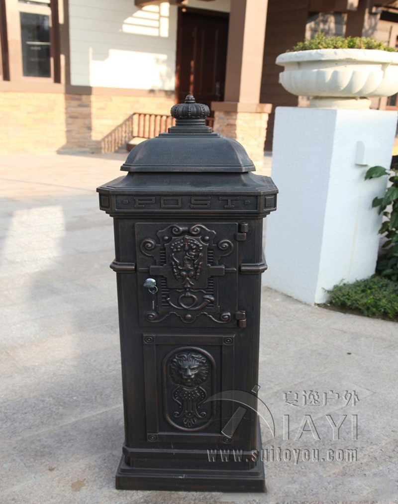 Online Cheap Free Standing Mailboxes