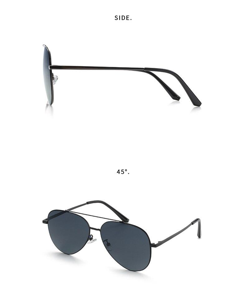 82b1e1305b KIKI Mujeres Polarizadas gafas de Sol de Aviador Diseñador de la Marca de  Conducción de Metal de Oro de Steampunk Gafas De Sol Oculos Feminino Envío  ...