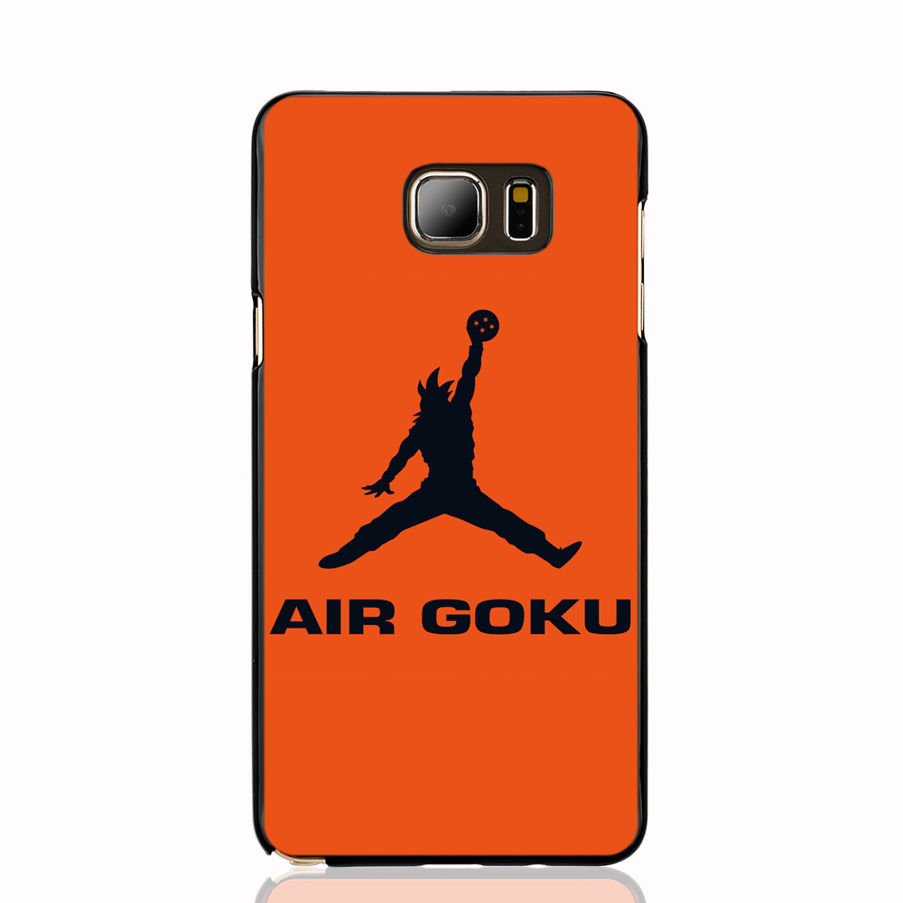 14508 air goku dragon ball z orange cell phone case cover for Housse telephone samsung galaxy note 3