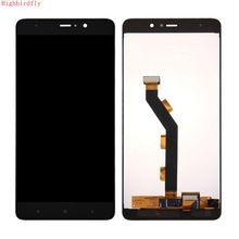 Highbirdfly For Xiaomi Mi 5s Plus Lcd Screen Display +Touch Glass Digitizer Assembly Replacement parts