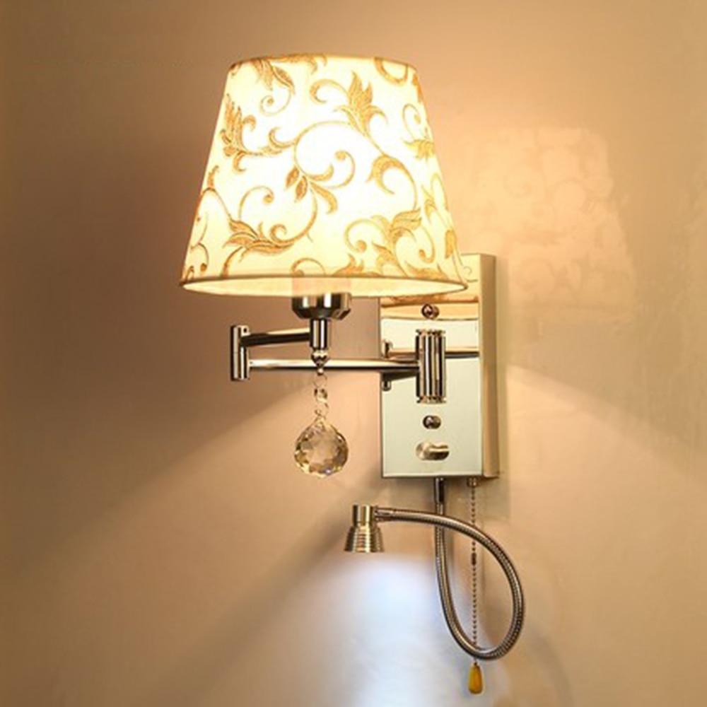 LED wall lighting E27up down light indoor wall step lights 110-220v bedroom wall lighting contemporary luminarias