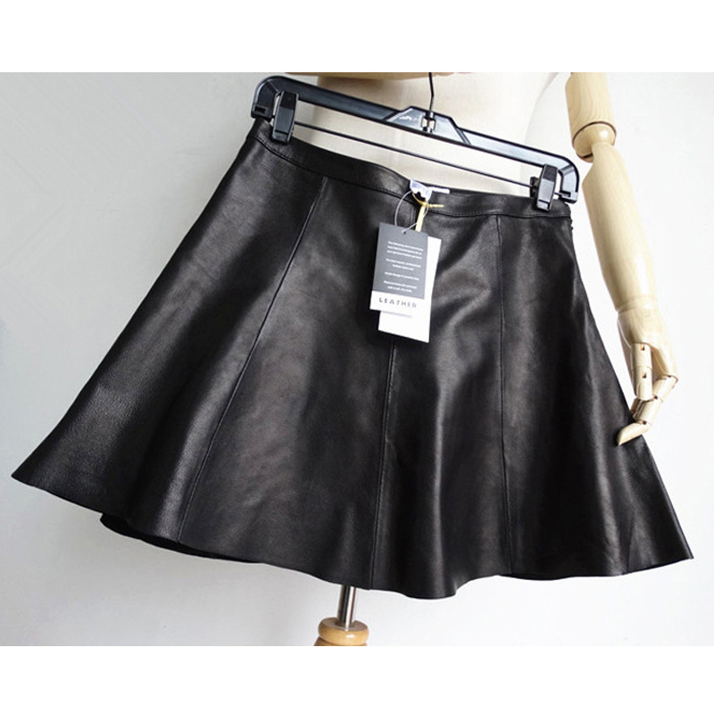 leather mini skirt Picture - More Detailed Picture about 2016 New ...