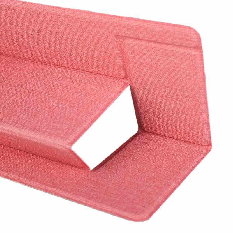 Невидимая подставка для ноутбука складной регулируемый кронштейн Портативный держатель для планшета для iPad MacBook Mac Book lenovo samsung компьютер