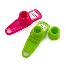 hot deal buy multifunctional ginger garlic press grinding grater planer slicer mini cutter kitchen cooking gadgets tools utensils accessories
