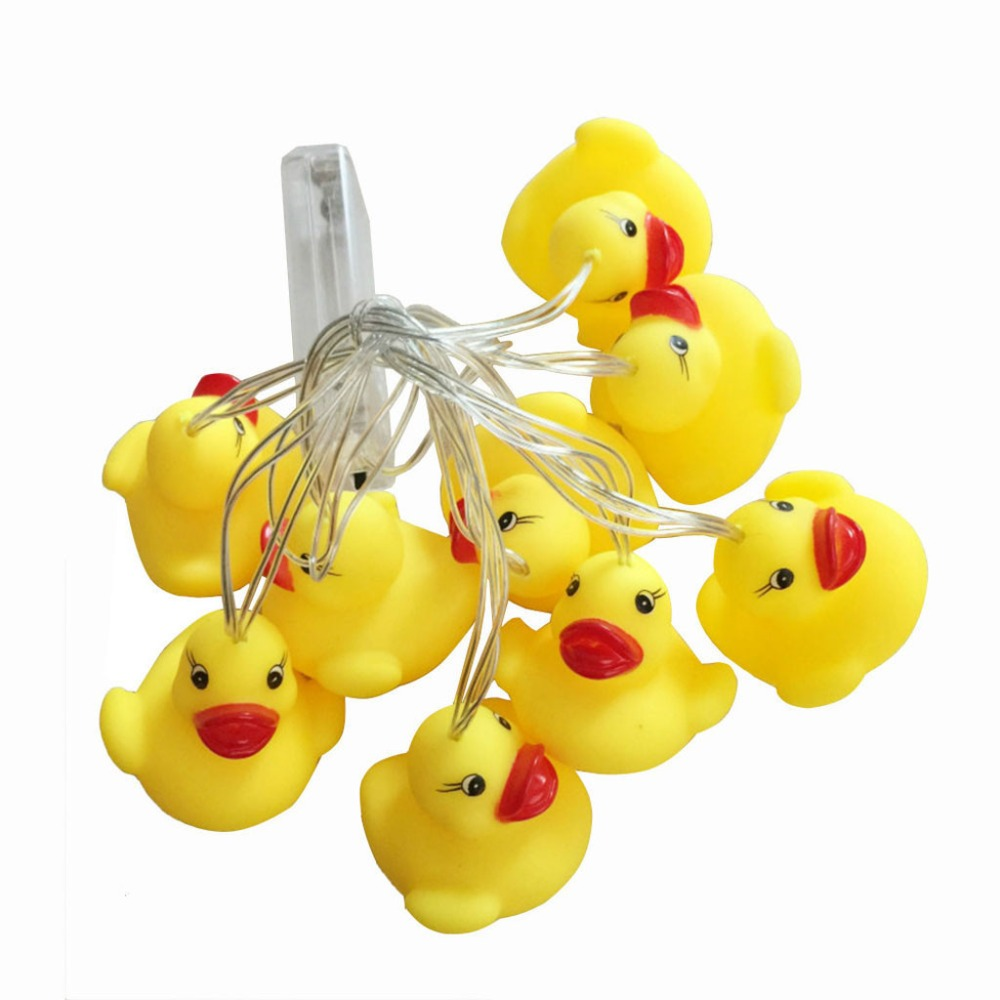 20 Duck Ducky covers for your Party Lights String lighting new