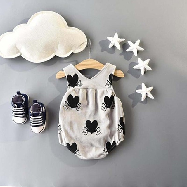 Beau loves baby Bodysuits set clothes  Unisex Boys And Girls Cotton Pink  Gray Beauloves suspender Age0-3years Cicishop