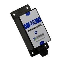 BWK226 Sensor de Ângulo de Inclinação Inclinômetro Eixo Duplo com Precisão de 0.2 Graus Resolução 0.02 Graus RS232/RS485/TTL (opcional)