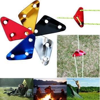 Wind Rope Buckle Aluminum Alloy Rope Tensioner Camping Clasp Tent Hooktarp Tiedowns Hammocks Black Clothesline #3N07 #F Трос
