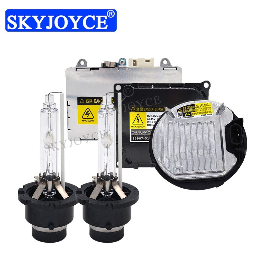 Original 35W 55W D2S D4S HID Kit 4300K 5000K D2S 6000K 8000K D4S HID Bulb D2S