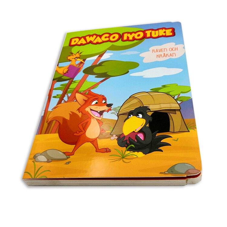 Cheap Children Custom Printing Sticker Book For Kid Toys