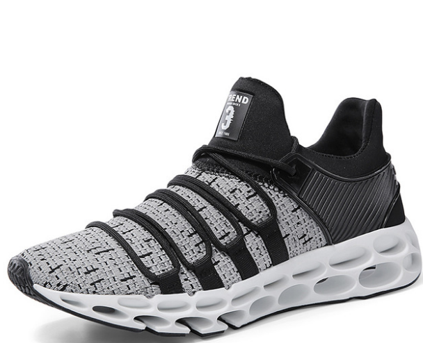 2018 new breathable trend sports shoes for men and women shoes