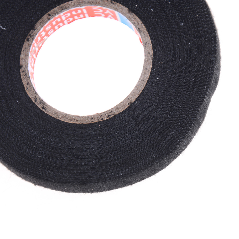 Tesa tape 51608 adhesive cloth fabric wiring loom harness 25m x 19mm  Fq