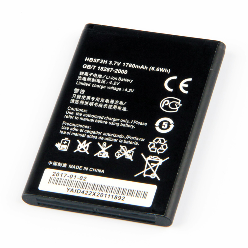 Hua Wei Phone Battery Hb5f2h For Huawei E5336 E5375 Ec5377 E5373 E5330 4g Lte Wifi Router Replacement Phone Batteries 1780mah Discounts Price Cellphones & Telecommunications Mobile Phone Parts