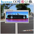 P25 p10 full color video led sign/high resolution led display/p10 outdoor led tv advertising screen billboard