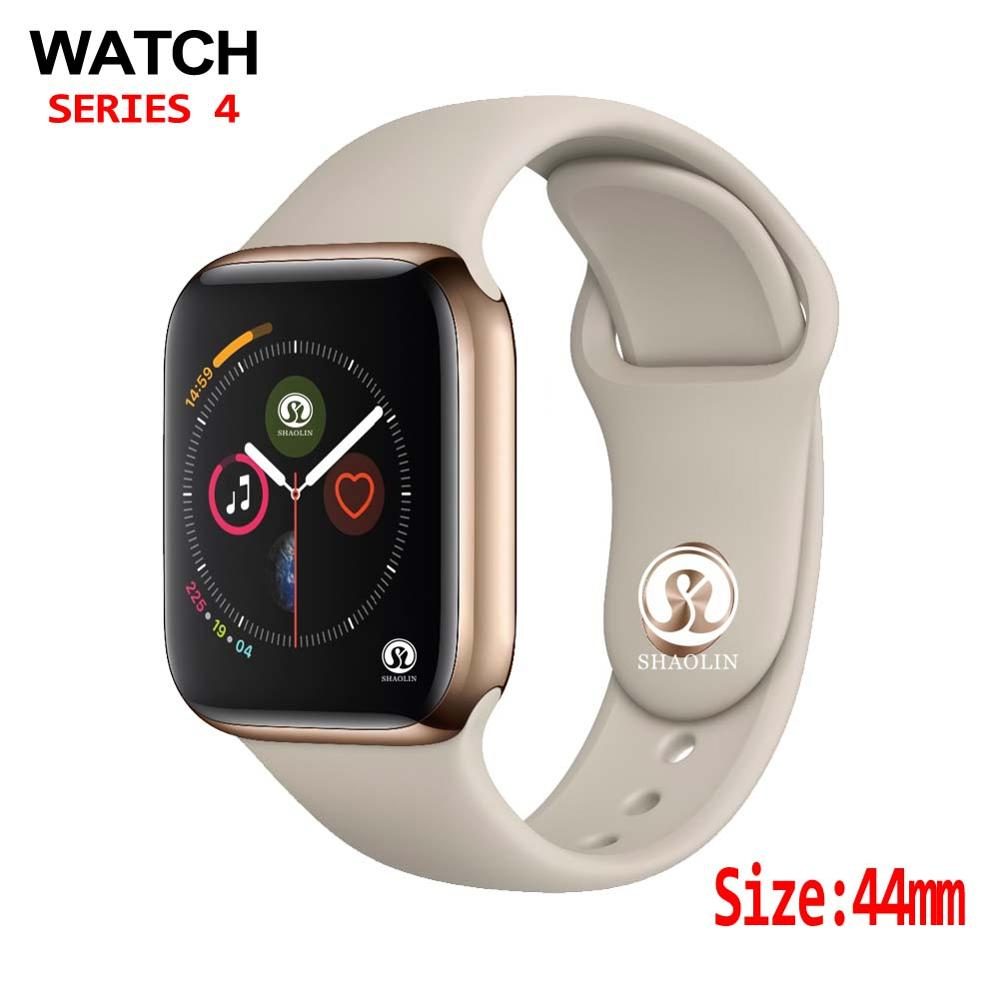 44mm Bluetooth Smart Watch Clone SmartWatch Case for Apple iOS iPhone Android Samsung Smart Phone NOT Apple Watch|Smart Watches| |  - AliExpress