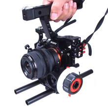 New Commlite ComStar Video Rig KIT K5 for All Micro Cameras