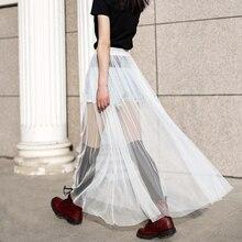 f6aed8003375 Großhandel transparent chiffon skirt Gallery - Billig kaufen ...