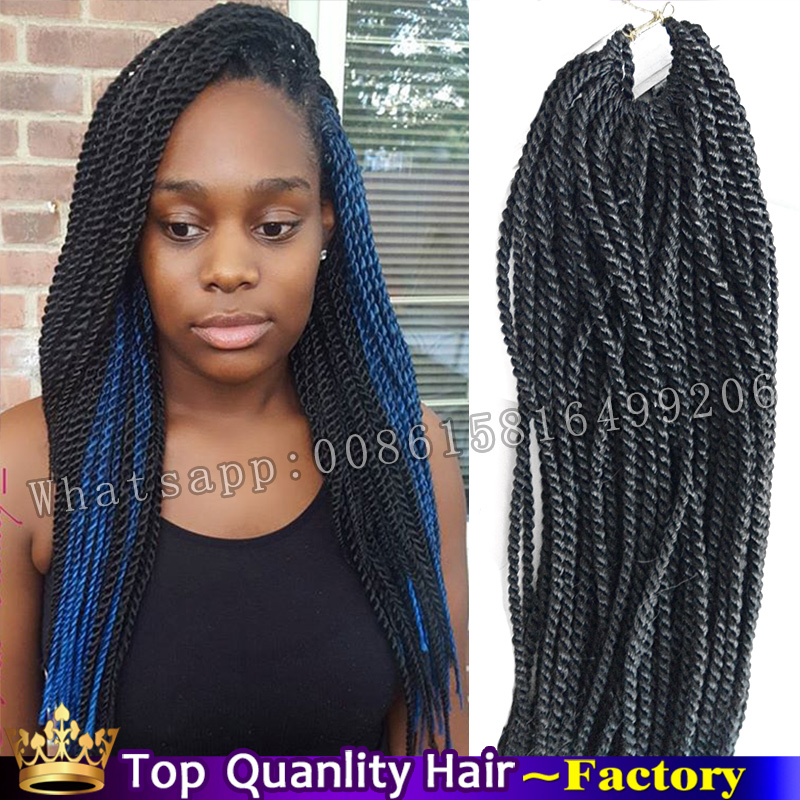 20 30piece Pack Havana Mambo Twist Crochet Braid Hair Senegalese Small Xpression Tissage Best Synthetic On Aliexpress Alibaba