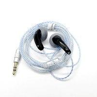 Newest FENGRU DIY EMX500S In Ear Earphones Flat Head Plug DIY Earphone HiFi Bass Earbuds DJ