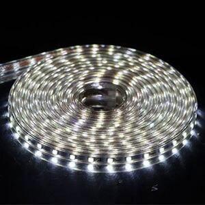 СВЕТОДИОДНАЯ лента SMD 5050 220 В водонепроницаемая гибкая светодиодная лента 220 В лампа наружная гирлянда 1 м 2 м 3 м 4 м 5 м 10 м 12 м 15 м 20 м 25 м 60 свето...