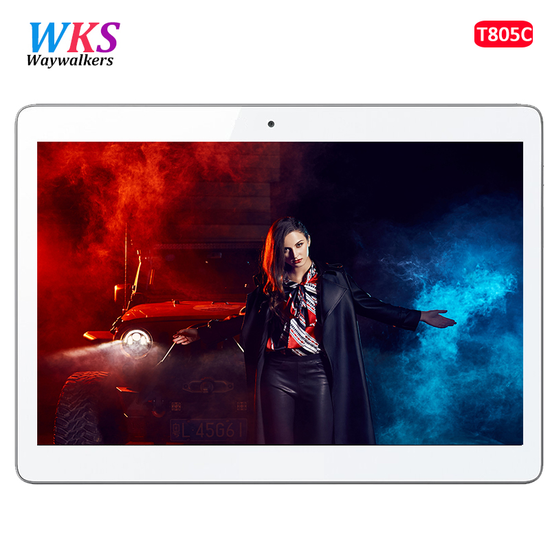 10 1 inch Tablet pc Android 5 1 Octa Core MT6592 IPS 1280x800 Screen Dual WIFI
