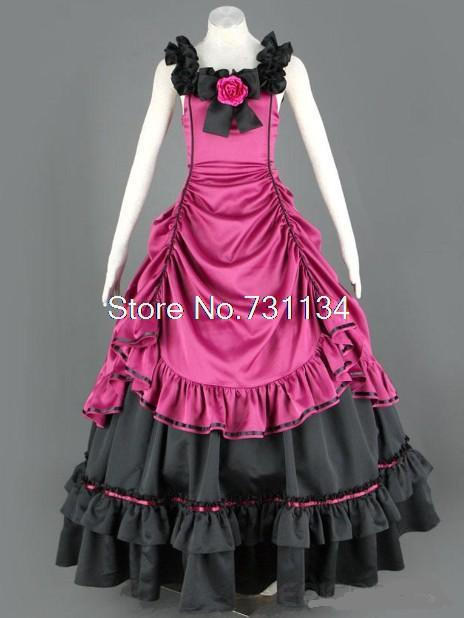 Victorian style dresses for cheap