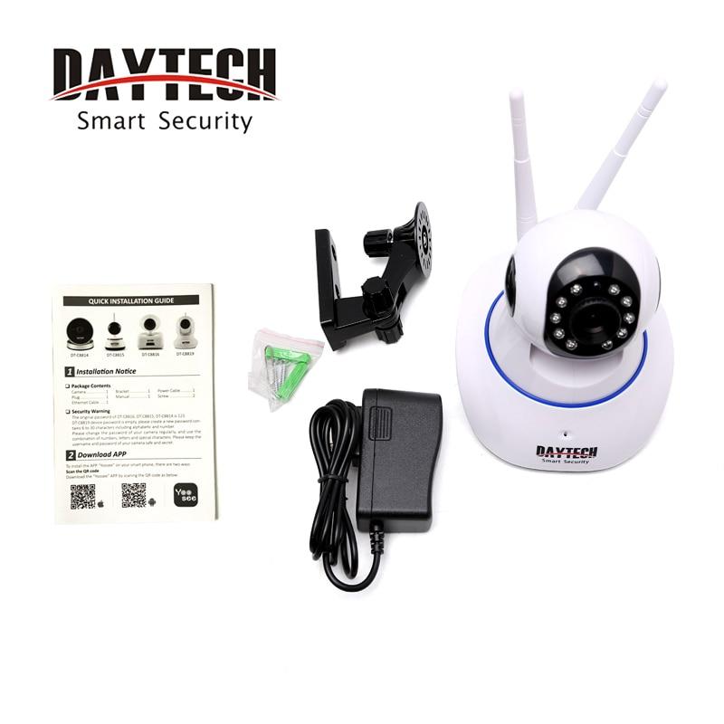 Daytech IP-kamera Hjemmesikkerhed WiFi-kamera Wi-Fi netværksmonitor - Sikkerhed og beskyttelse - Foto 4